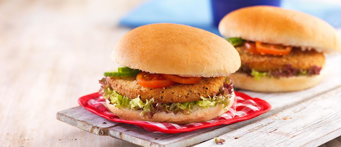 Duos – Chicken Burger