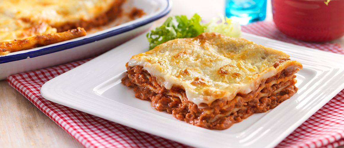 Family Size – Lasagne